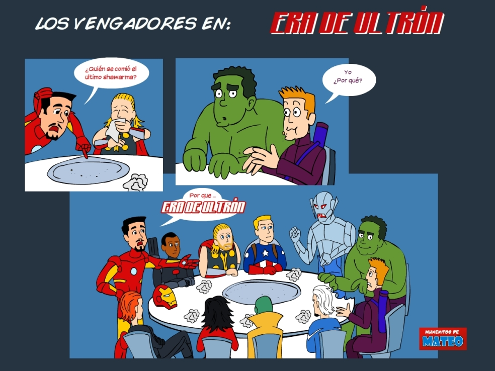 era de ultron