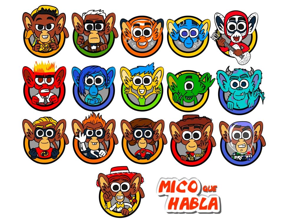 mico pixar